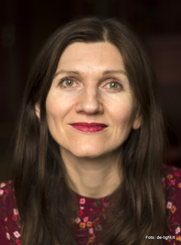rašytoja Jolita Zykutė